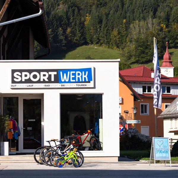Sportwerk - Das Sportgeschäft in Göstling-Hochkar