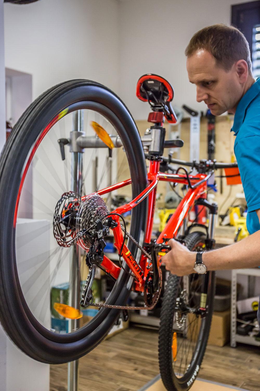 Bikeservice, -verleih und -verkauf - Sportwerk Göstling an der Ybbs