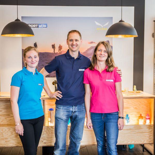 Das Team vom Sportwerk in Göstling-Hochkar