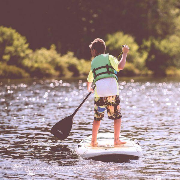 Stand Up Paddle Board ausleihen und kaufen im Sportwerk